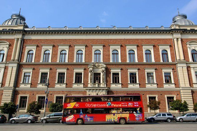 City Sightseeing Krakow Hop-On Hop-Off Bus Tour