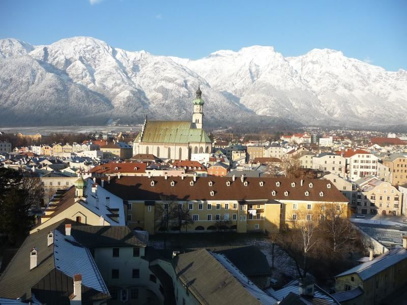 Guided city tour of Hall in Tirol