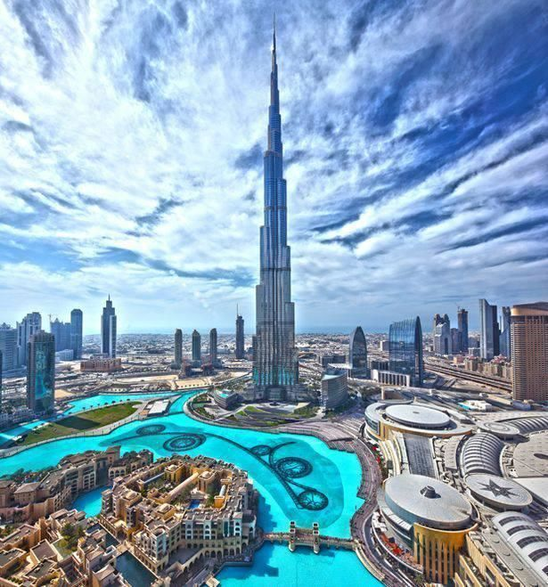 City tour Dubai - Booming Dubai / The new Dubai