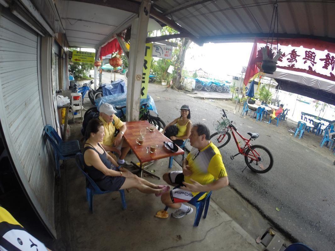 Pulau Ubin Island Guided Cycling Adventure from Singapore