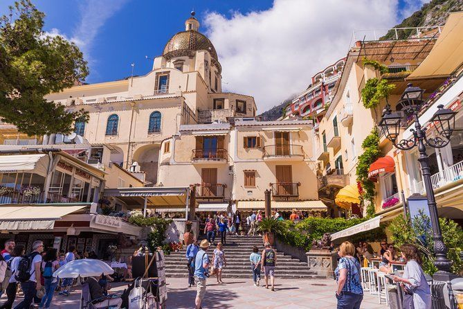 Sorrento and Amalfi Coast Day Trip by Bus from Naples