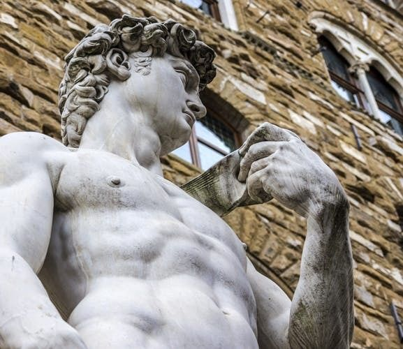 Florence walking tour with Palazzo Vecchio guided visit
