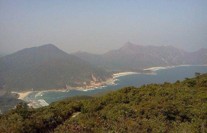 Experience the beaches of Sai Kung and the Geopark
