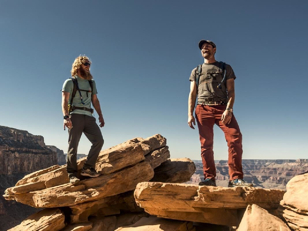 Guided Sedona Flight and Grand Canyon Hike with Picnic Lunch