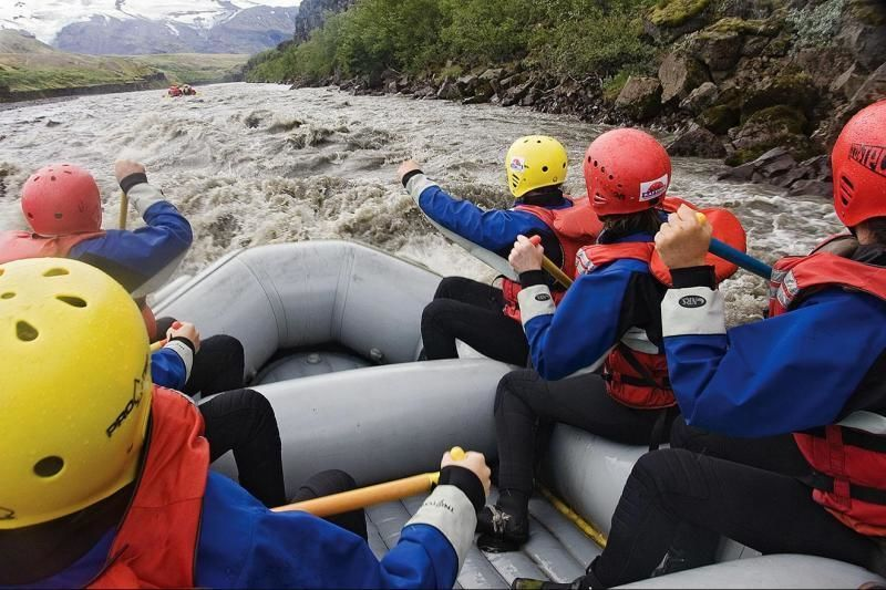 River Fun Rafting Tour