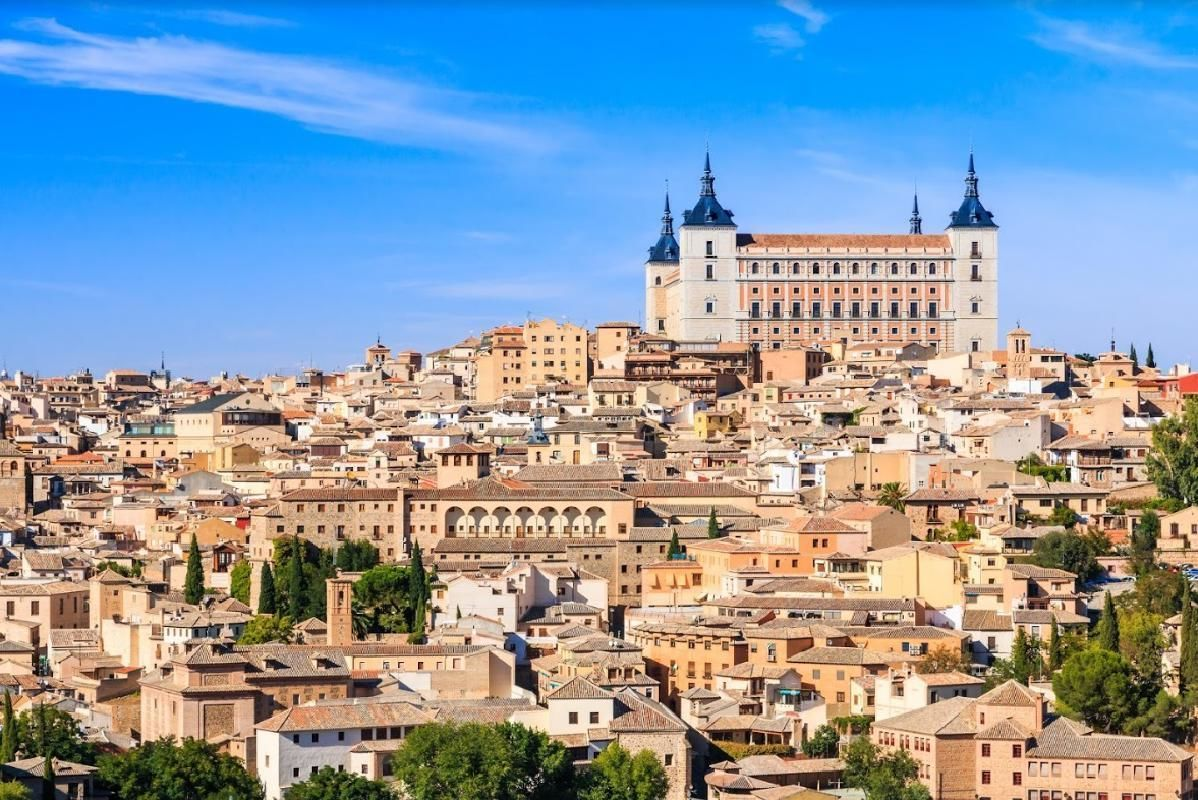 Madrid and Toledo 4-Day Tour with Hotel and Airport Transfers