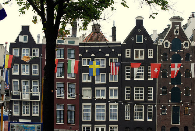 Amsterdam 3-Hour Private Walking Tour