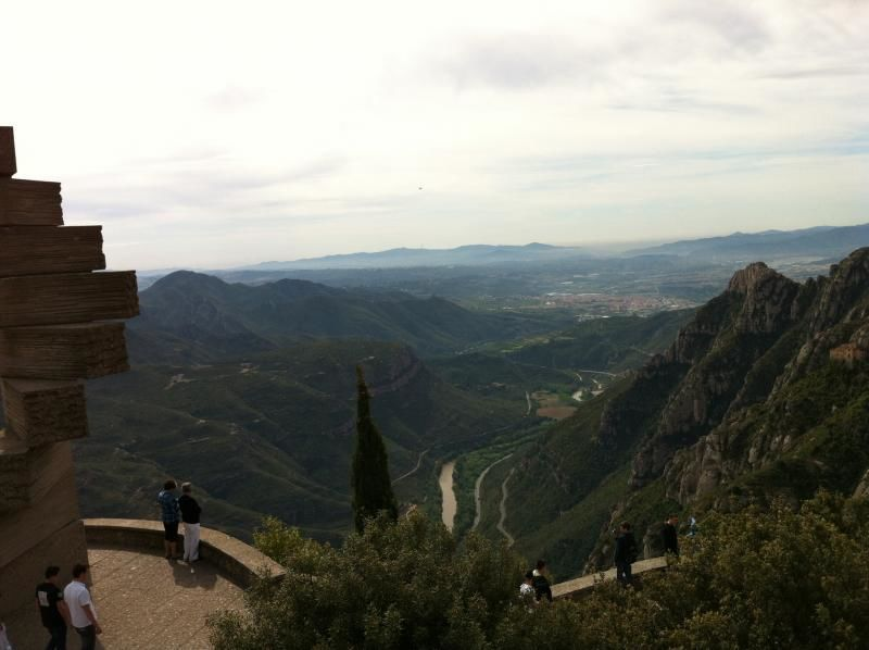 Half-day excursion from Barcelona to Montserrat