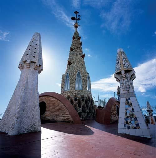Barcelona City Tour - Antoni Gaudí