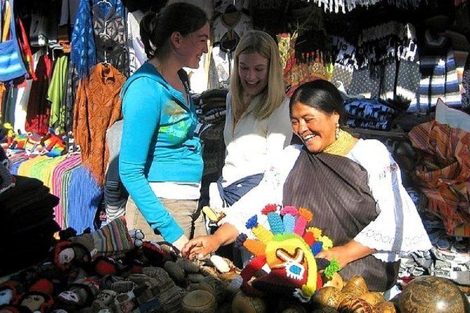 Private Tour to Otavalo & Surroundings
