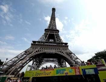 Day ticket city tour Paris Hop-on/Hop-off