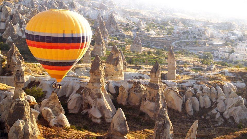 Cappadocia Heritage 1 Day Private Tour