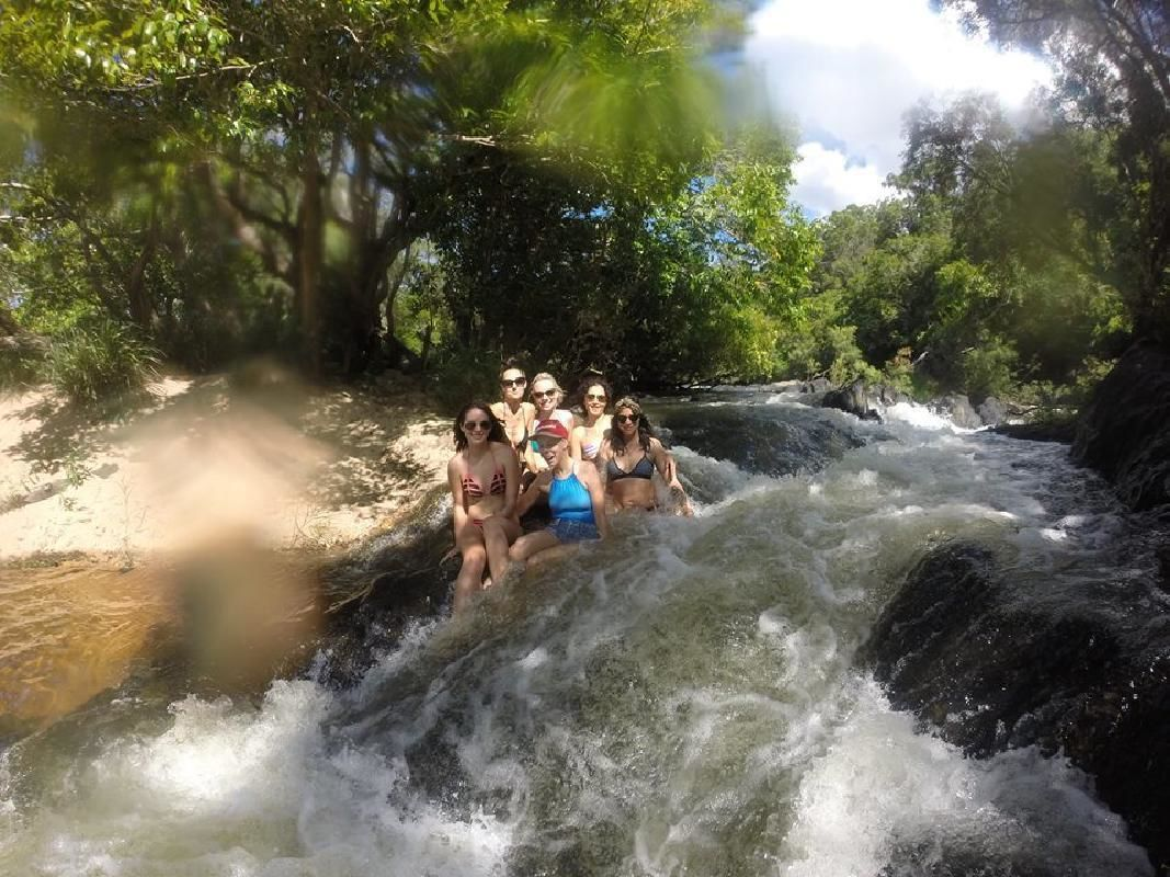 Atherton Tablelands Paddle Boarding Adventure from Cairns
