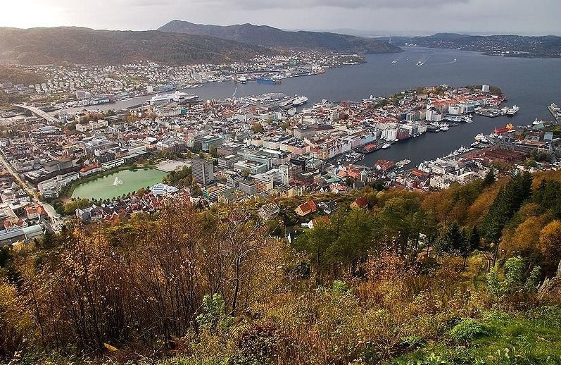 Excursion Bergen: Into the great outdoors!