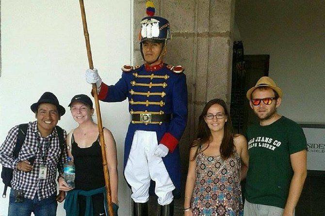Quito City Tour Including Capilla del Hombre Art-Museum