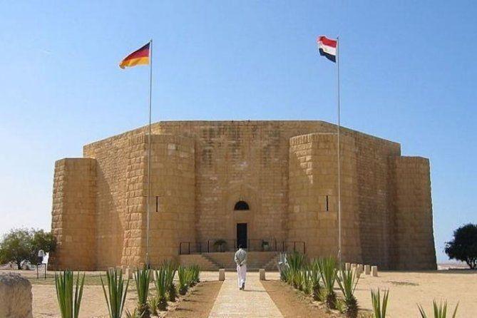 El Alamain Day Tour from Alexandria