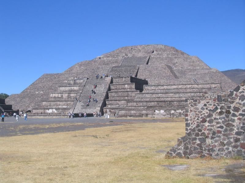Excursion Mexico City: Teotihuacan & Basilica de Guadalupe