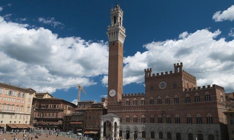 Siena, San Gimignano, Monteriggioni and Chianti with lunch