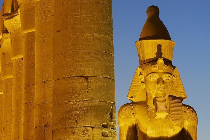 Full day trip to Luxor
