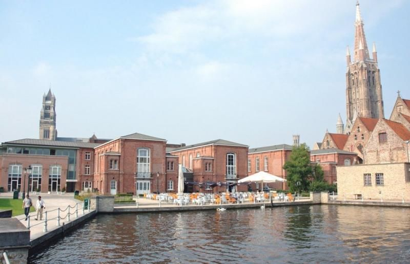 """City tour Bruges: Cultural highlights in the """"Venice of the North"""