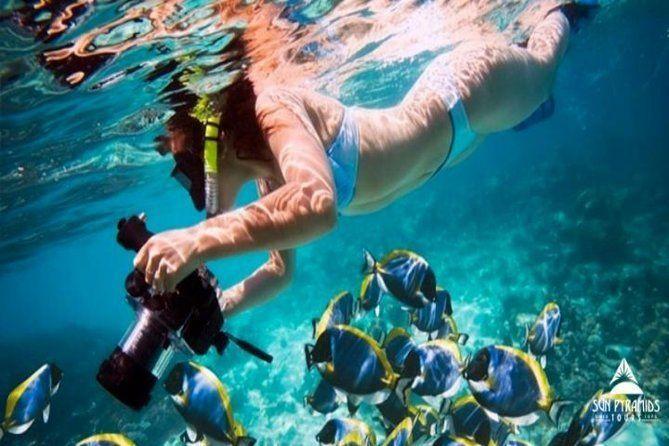 Snorkeling at Mahmya Island from Hurghada in Egypt