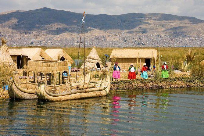 Uros Floating Island Tour