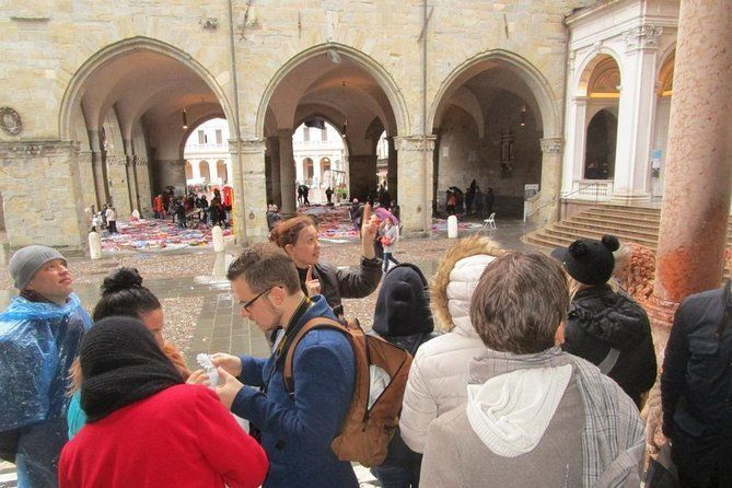 Bergamo through the eyes of a Russian emigrant