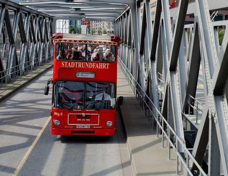 Stoertebeker Combo Ticket - Hamburg Dungeon & Hop-on/Hop-off Tour