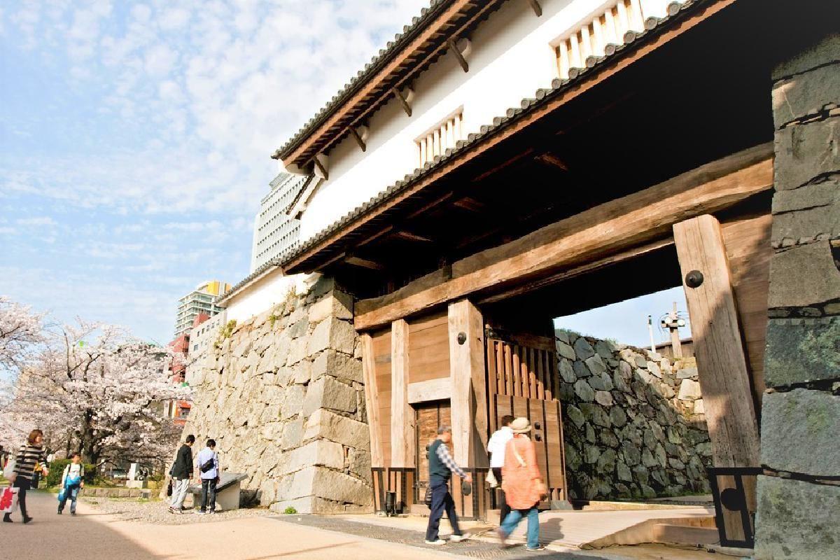 Dazaifu Tenmangu Shrine and Japanese Doll Painting Experience from Fukuoka City