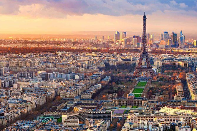Private Transfer from Angers to Paris - Up to 7 People