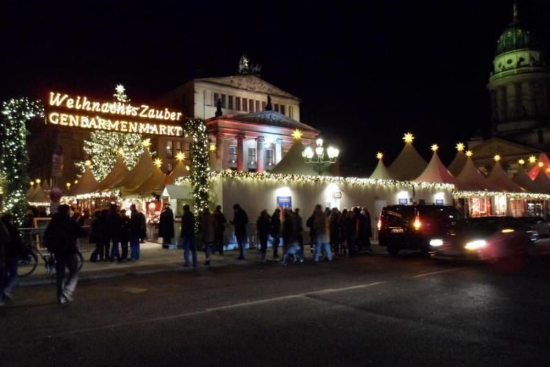 BBT-Walking Tour: Christmas in Berlin