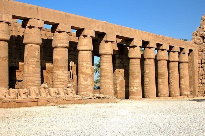 Luxor 1 Day Bus Valley of the Queens from hurghada