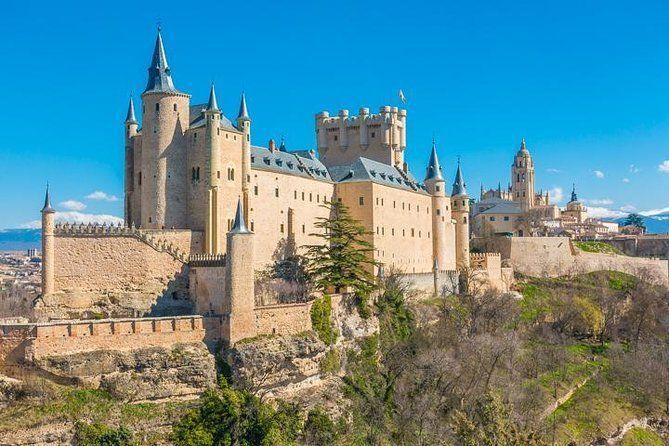 Avila y Segovia Full Day Tour from Madrid