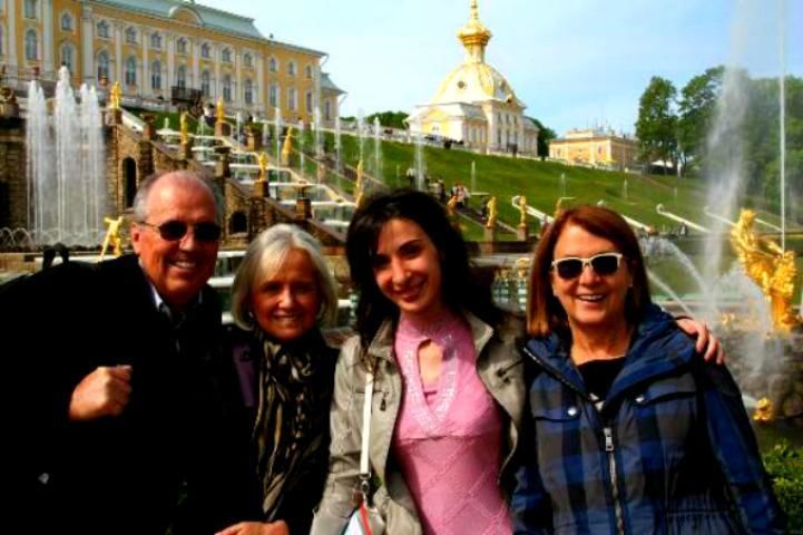 Customized Half-Day Tour of St.Petersburg with a private guide and driver