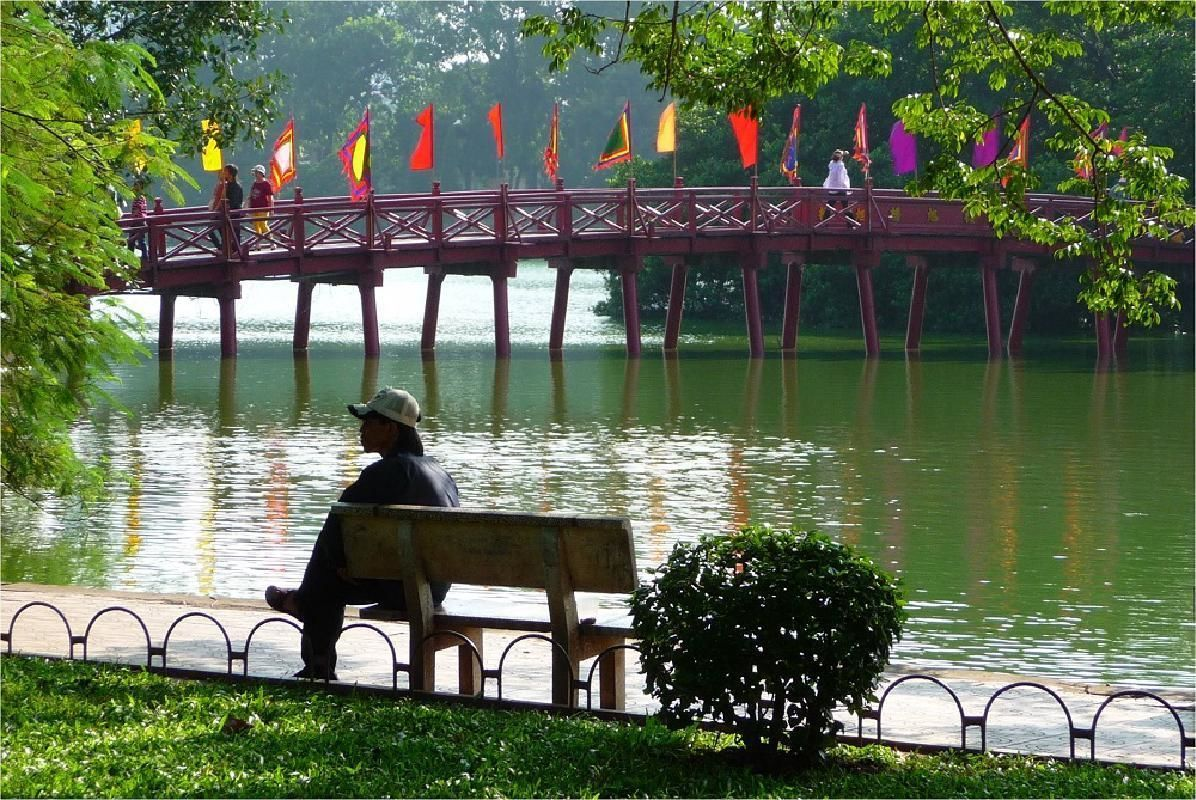Full Day Chartered Hanoi City Tour with Vietnamese Lunch