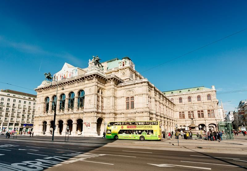 Two-hour Ring tour Vienna