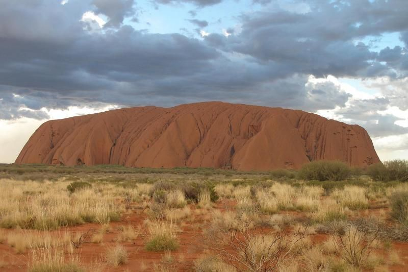 Experience Uluru, Symbol Of The Outback - One Way From Alice Springs