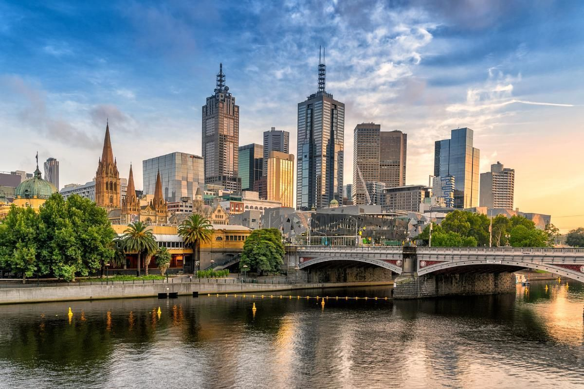 Melbourne Sunrise Parks and Gardens Running Tour