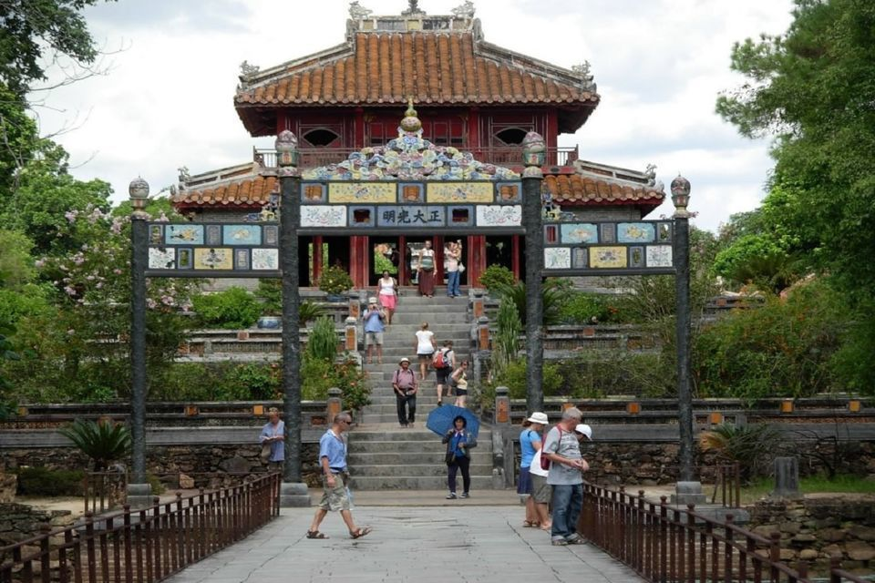 Full Day City Tour in Hue
