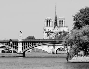 Paris by night - dinner at the Eiffel Tower, Seine boat tour + show at the Lido