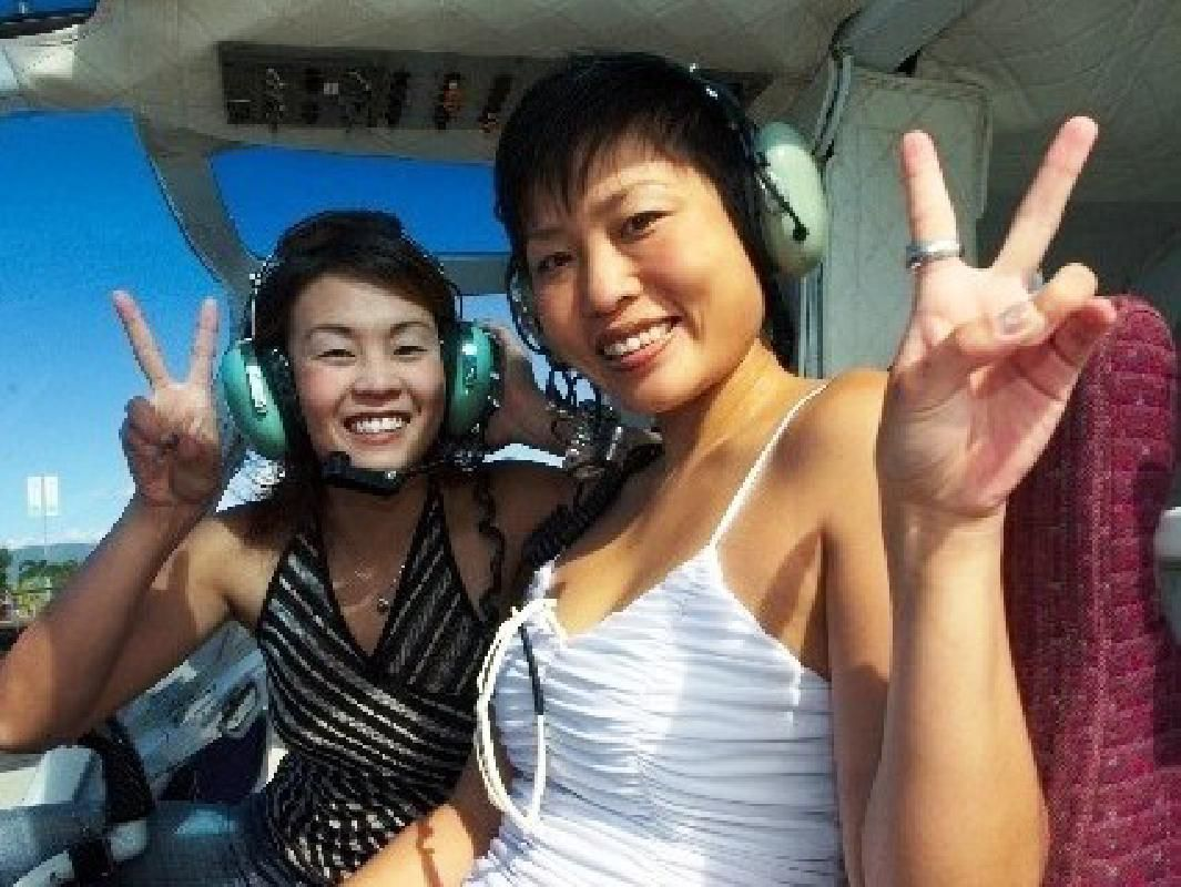 Great Barrier Reef Helicopter Tour from Green Island